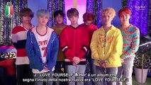 [SUB ITA] 170918 Video di Saluti dei BTS per il Rilascio del 5° Mini-Album 'LOVE YOURSELF 承 Her'