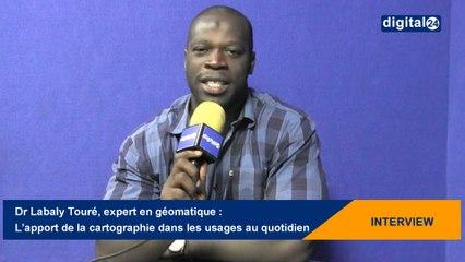 Dr Labaly Touré, expert en géomatique : l'apport de la cartographie dans les usages au quotidien