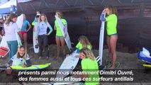Maroc: Casablanca accueille le gratin du surf mondial