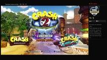 Transmisión de PS4 sam037uel crash bandicoot n sane trilogy (7)
