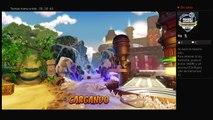 Transmisión de PS4 sam037uel crash bandicoot n sane trilogy (8)
