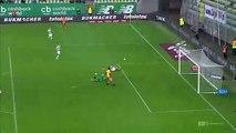 (Own goal) Augustyn B. - Lechia Gdansk1-1Jagiellonia 18.09.2017