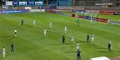 Masoud Shojaei RED CARD Goal HD -Giannina1-1Panionios 18.09.2017