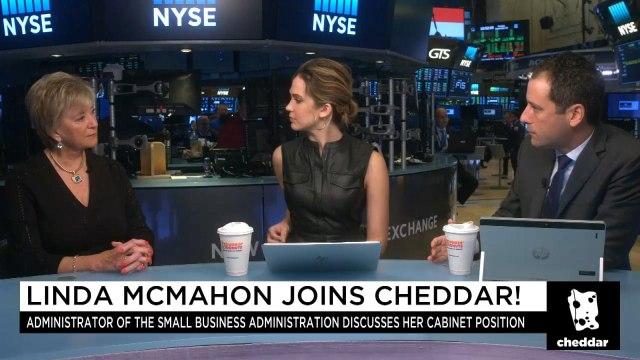 Trump Cabinet Member Linda McMahon: Tax Reform Will Happen This Year