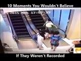 Si ça n'avait pas été filmé vous ne l'auriez pas cru...