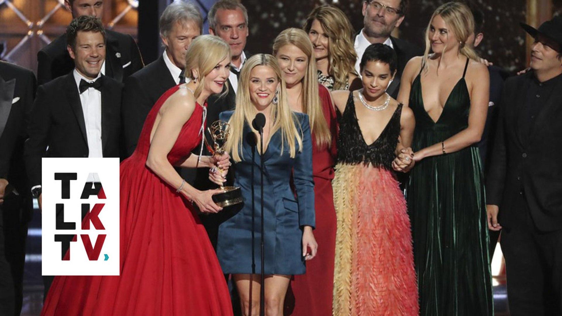 'The Handmaid's Tale' e 'Big little lies' são os grandes vencedores do Emmy