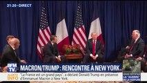"""Trump à Macron: """"Etre votre invité pour le 14 juillet a été un des grands jours de ma vie"""""""