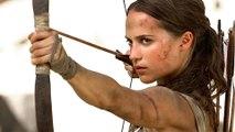 TOMB RAIDER - teaser - Lara Croft 2018 Alicia Vikander
