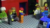 Episodio regreso a casa piloto hombre araña Lego 1