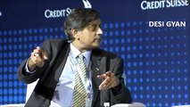African countries admire China but they want to be like India- Shashi Tharoor at his best !