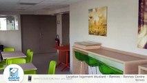 Location logement étudiant - Rennes - Rennes Centre