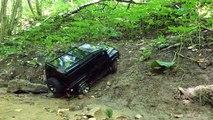 4x4 off-road adventures Land Rover defender 110, defender 130, TLC80, scale trailers PART