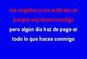 Graciela Beltran - Lo vas a pagar muy caro (Karaoke)