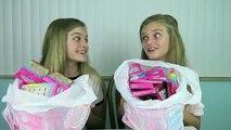100 Layers of Kids Fake Nails ~ 100 Layers Challenge ~ Jacy and Kacy