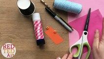 Easy Bauble Chick Ornaments DIY - Easter DIY - Spring Decor DIY