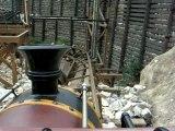 Le train de la mineLe train de la mine Port Aventura