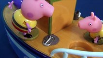 Fr dans vacances porc ensoleillement peppa maison de vacances villa playset ♥ jouets de peppa franc