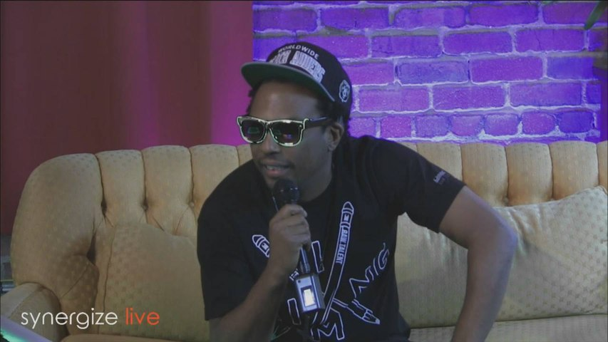 12th Planet Interview @ Synergize Live : December 13, 2012