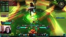 Wildstar 20 Man Boss Guide: Kuralak the Defiler Kill - Warrior DPS (Kuralak the Defiler)