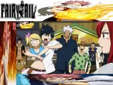 Fairy tail momentos divertidos
