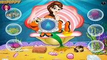 Permainan Putri Duyung Melahirkan-Hamil-Mengandung Bayi-Play Pregnant Mermaid Newborn Baby Games