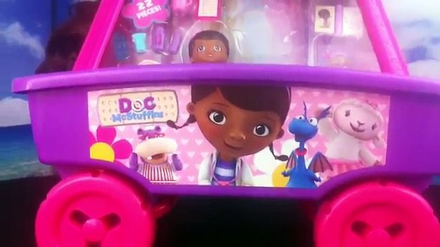 Disney Doc McStuffins Full Episodes Pet Vet|Disney Junior Toys|Full Episodes of Doc McStuffins Toys