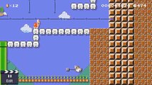 Super Smash Bros. Wii U/3Ds Classic Mode - Super Mario Maker