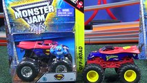 Man Of Steel Superman Hot Wheels Monster Jam Truck Unboxing And Review New Casting Changes