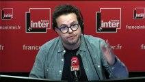 Guillaume Peltier, député LR du Loir-et-Cher, répond aux questions des auditeurs de France Inter