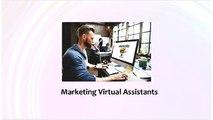 Hire Marketing Virtual Assistants - Onlinevateam.com