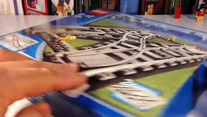 LEGO City Train 7996 Double Crossover Switch Track - Why so much?
