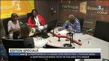 Ouragan Maria : la Martinique et la Guadeloupe se préparent
