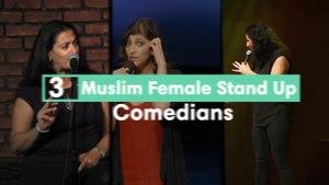Meet these 3 Muslim female comedians