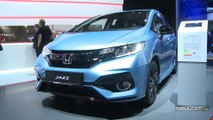 Honda Jazz - Salon de Francfort 2017
