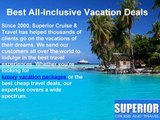 Superior Cruise and Travel - Travel Agency and Vacation Packages