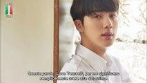 [SUB ITA] 170918 BTS Jin: Messaggio per 'Love Yourself'