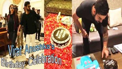 Virat Kohli celebrated his 28th Birthday time with family, date with girlfriend Anushka Sharma