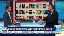"""Regard sur la Tech : France Télévisions veut son """"Netflix Killer"""" - 18/09"""