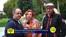 Budget Participatif - Blocs en stock, vive la grimpe au Parc Soulage