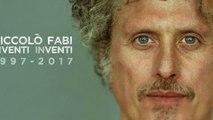 """Niccolò Fabi, in radio il singolo Diventi Inventi: """"Più che una canzone, è un ponte"""""""