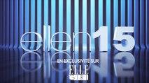 The Ellen DeGeneres Show Saison 15 inédite I Du lundi au vendredi à 20h10 sur ELLE Girl TV !