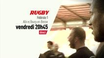 Rugby - Féderale 1 - Albi vs Bourg en Bresse   Albi vs Bourg en Bresse Bande annonce