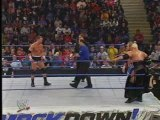 Charlie Haas & Rico Vs Rikishi & Scotty 2 Hotty (C)