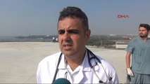 Adana Şehir Hastanesi, Ambulans Helikopterle Gelen İlk Hastasını Kabul Etti