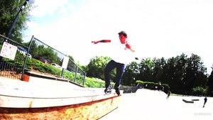 The 3rd Annual J-BahBQ 2017 at Brook Run Skatepark in Dunwoody Georgia | Video