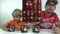 FUNKO Mystery Minis - Nightmare Before Christmas Blind Box Opening - Hot Topic