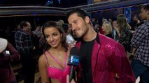 """Victoria Arlen """"Beyond Excited"""" Over """"DWTS"""" Dance"""