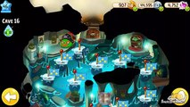 Angry Birds Epic Cave 16 Final Boss! Level 10 - Holy Pools - 3 Star Walkthrough iOS, iPad, Android