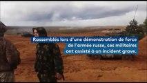 Russie : un hélicoptère tire une roquette accidentellement lors d'un exercice militaire
