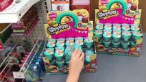 SHOPKINS SEASON 3 SHOPPING at TOYSRUS with our DAD Grims Toy Show